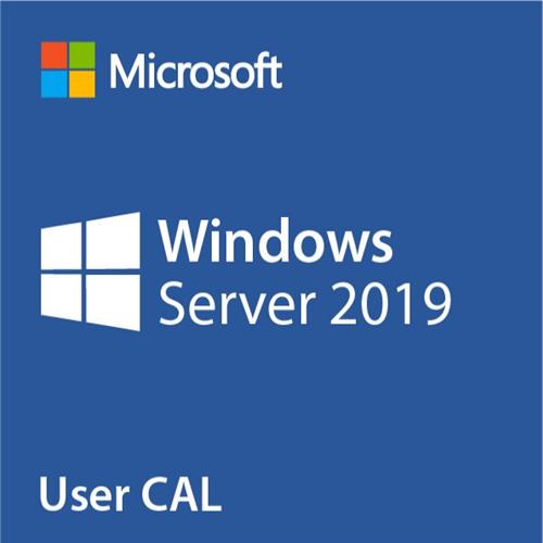 Microsoft Windows Server CALL 2019 English 1pk DSP OEI 5 Clt User CAL R18-05867